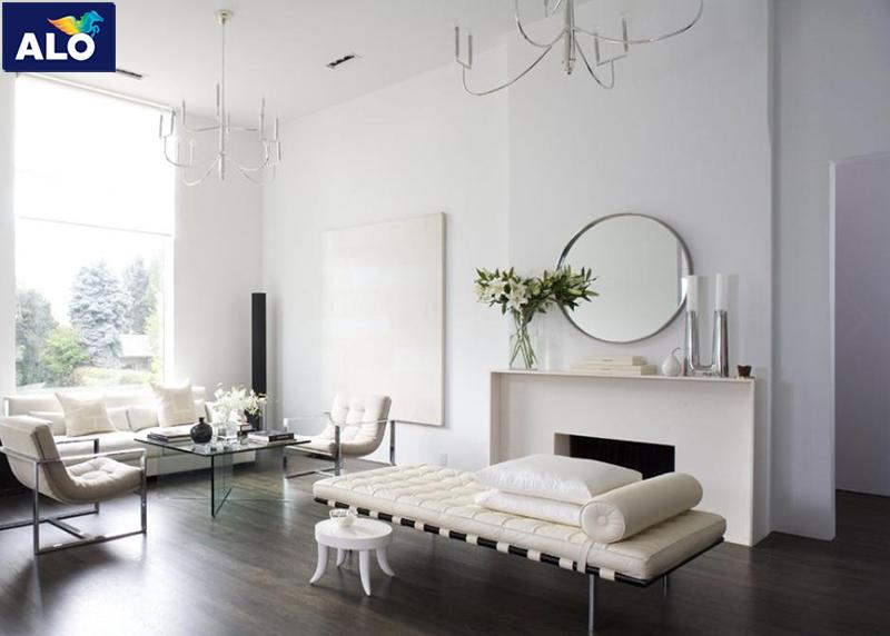 Thiết kế nhà theo phong cách Minimalism