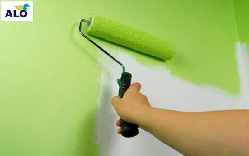 Mách bạn cách tính lượng sơn cần dùng