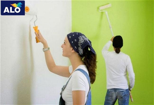 Sử dụng sơn chống thấm cần lưu ý những vấn đề gì
