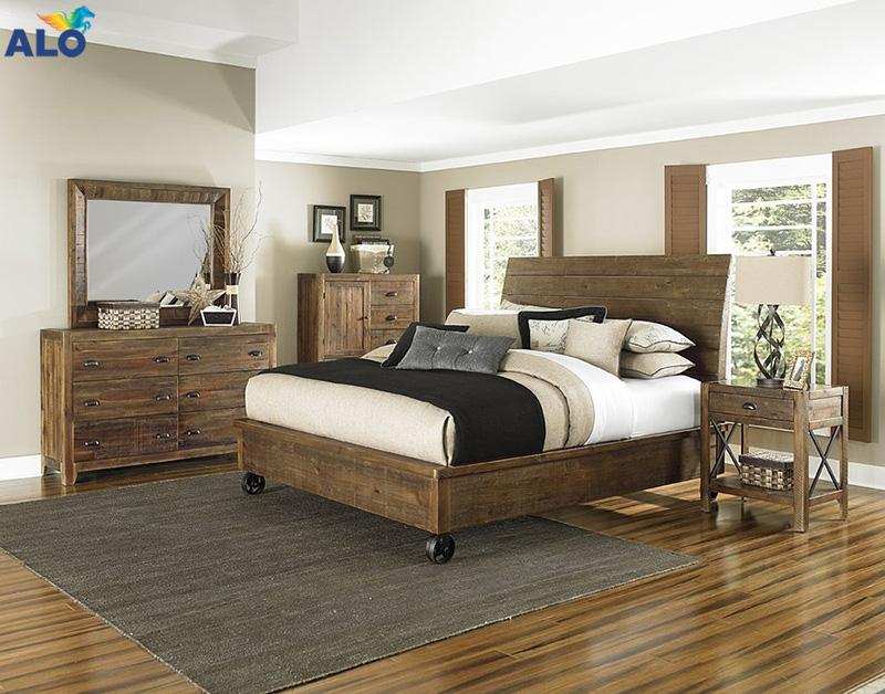 Lựa chọn vị trí phòng ngủ cho người già