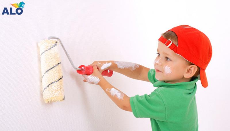 Tác hại khôn lường từ sơn kém chất lượng