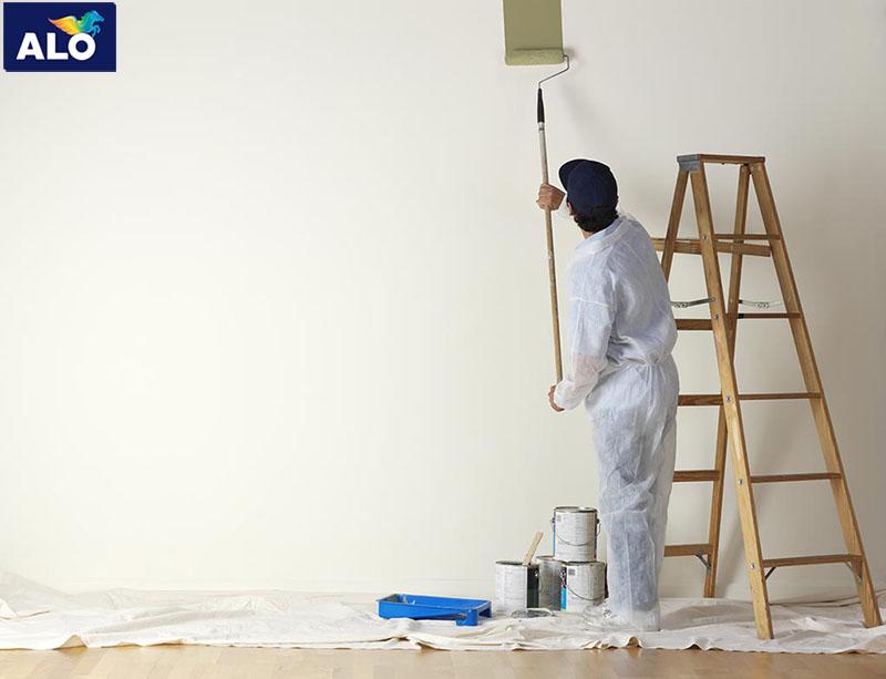 Tại sao phải sử dụng sơn chống thấm
