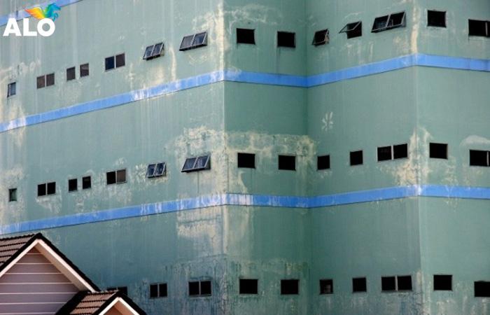 Nguyên nhân khiến cho tường nhà nhanh bị phai màu