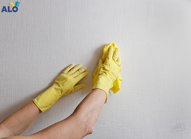 Cần xử lý thật kỹ về mặt tường trước khi sơn