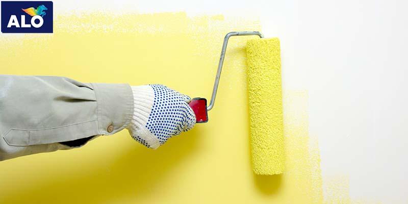 Lựa chọn loại sơn tường chất lượng giúp nâng cao chất lượng công trình