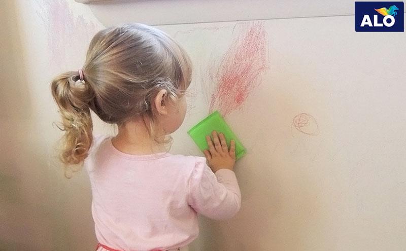 Lý do nào nên chọn sơn nội thất dễ lau chùi