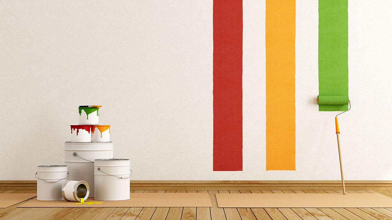 Cách bảo quản lượng sơn khi còn thừa