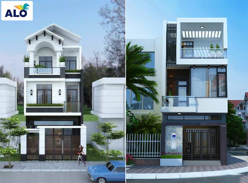 Sơn ngoại thất đẹp giúp làm đẹp ngôi nhà bạn