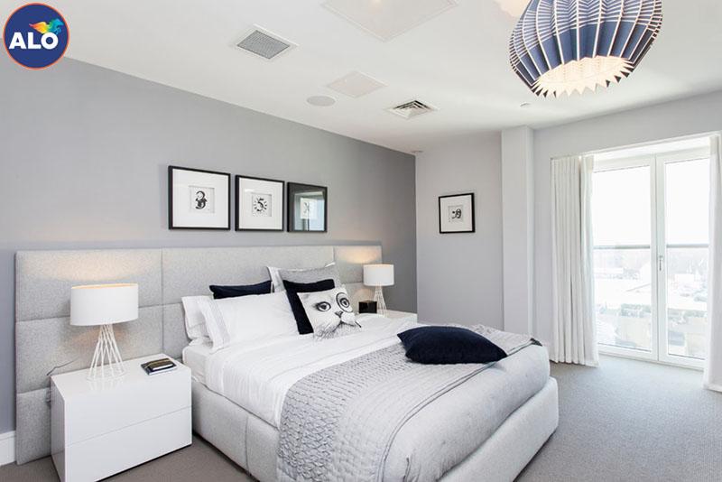 Gam màu bạc tác động tốt đến giấc ngủ của bạn