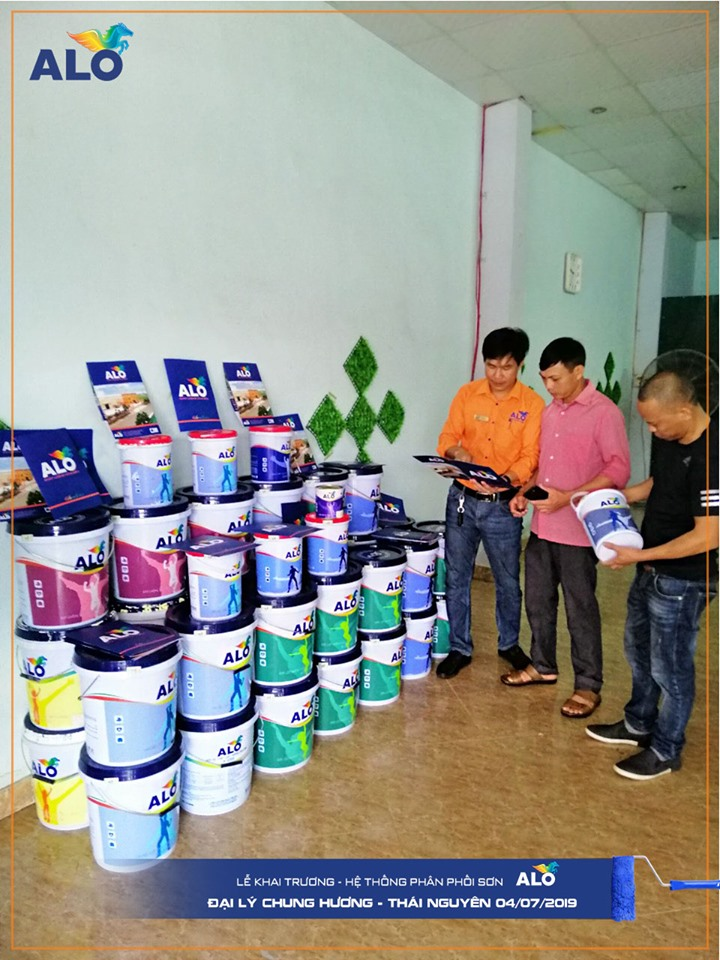 Tìm hiểu lựa chọn thương hiệu sơn để kinh doanh