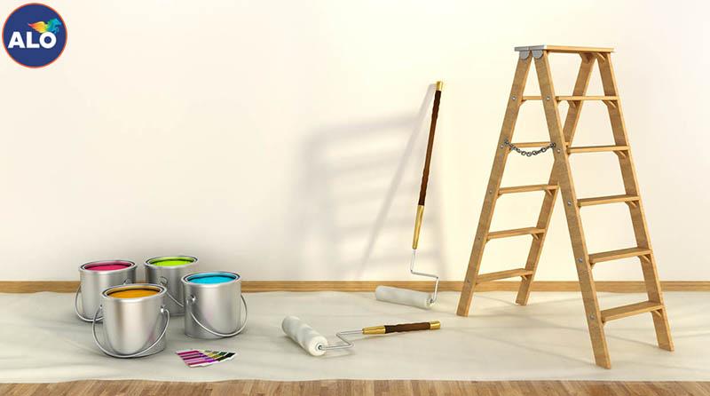 Khi nào nên sơn lại các bề mặt cũ